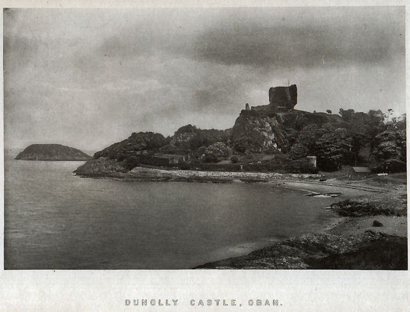Dunolly Castle Oban